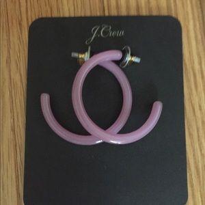 JCrew hoop earrings